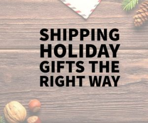 ShipTime | Find the Cheapest Shipping Rates | Discount Couriers - Shipping Holiday Gifts the Right Way