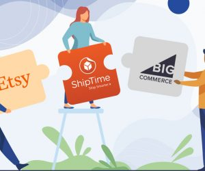 ShipTime | Find the Cheapest Shipping Rates | Discount Couriers - ShipTime launches support for BigCommerce and Etsy stores.