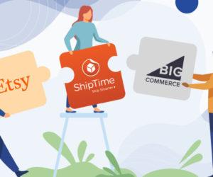 Find the Cheapest Shipping Rates | Discount Couriers - Maintenant, vous pouvez vous connecter à BigCommerce et Etsy avec ShipTime, avec absolument aucun coût.
