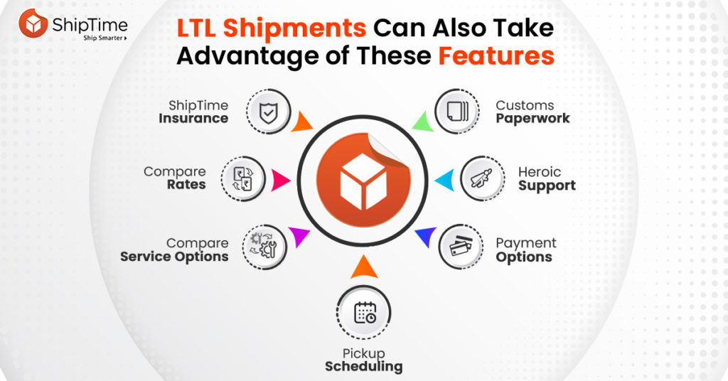 LTL Shipping Advantages